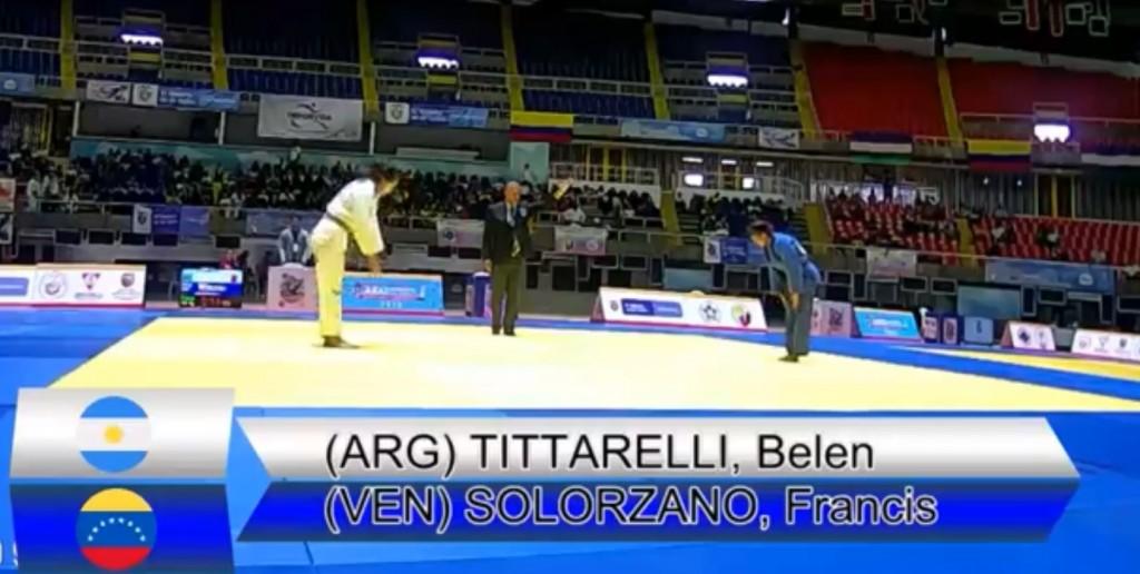 AHORA. Belen Tittarelli subcampeona en Campeonato Panamericano