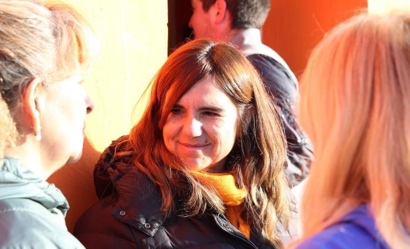 """Connie Naves: """"Belloni es el único candidato que puede mostrar gestión"""""""