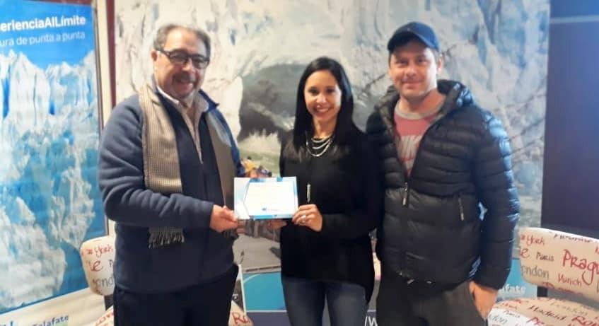 El Calafate participa por primera vez de Expo Invierno en Caleta Olivia