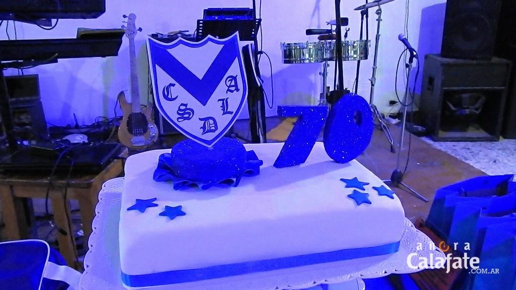 El Club tuvo su festejo por los 70 años