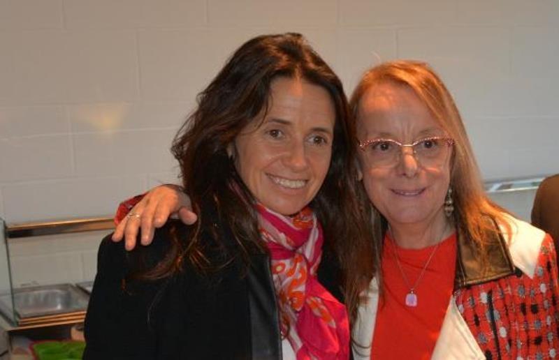 """Para Rocío Campos, Alicia Kirchner """"ha transformado la provincia"""""""