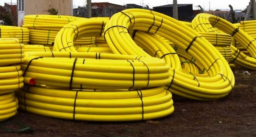 Municipio invierte 8 millones en nuevas redes de gas