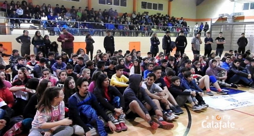 VIDEO. La Liga Escolar de Handball convocó a 750 jóvenes
