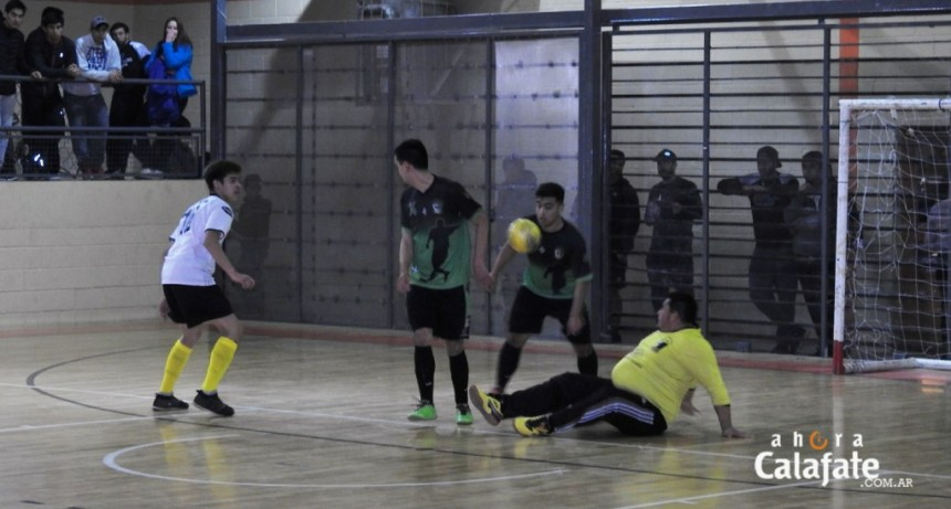 Comenzó un nuevo Torneo de Futsal de El Calafate