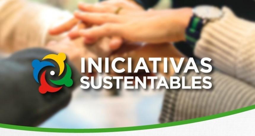"""Dos proyectos de El Calafate ganadores del concurso """"Iniciativas Sustentables"""""""