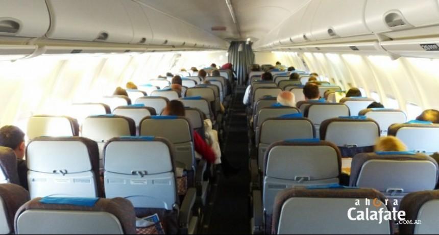 Aerolíneas asegura un 30 % más de asientos para julio y agosto
