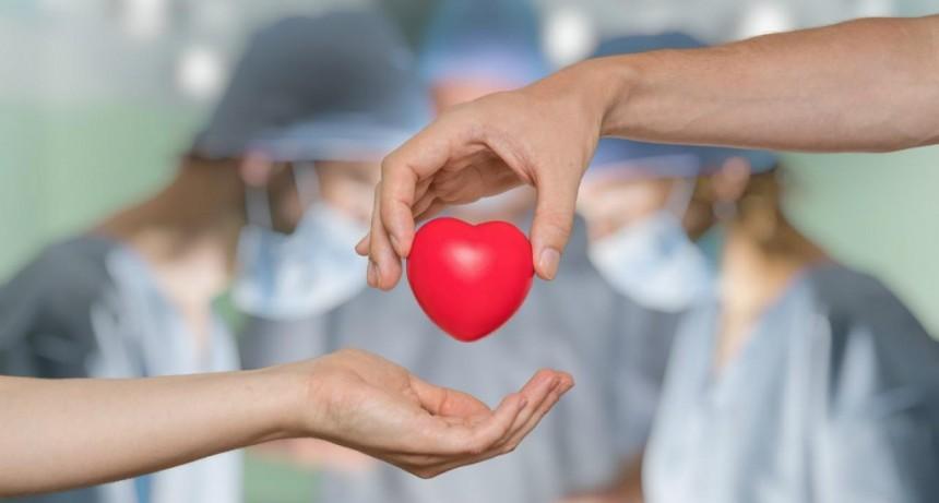 Ablación múltiple. Los órganos del donante funcionan con éxito en tres personas