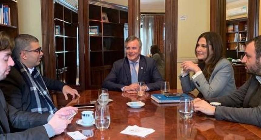 Ente Patagonia Argentina planea aumentar acciones en China