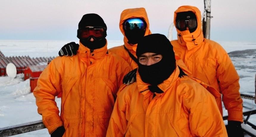 VIDEO. INTA y UNPA instalan una huerta en la Antártida