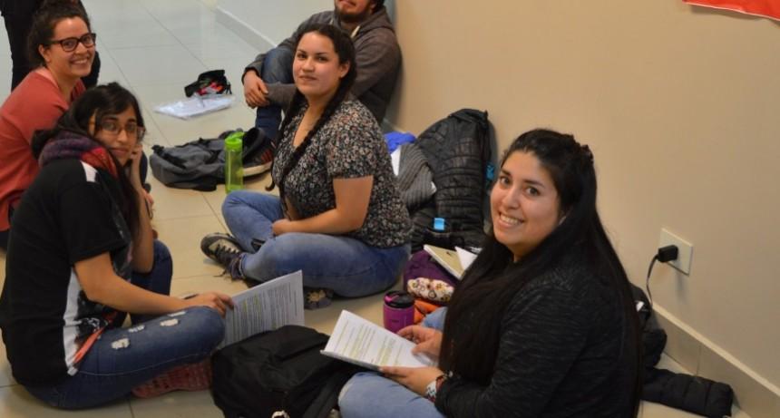 Comienza la segunda inscripción para ingresantes en la UNPA