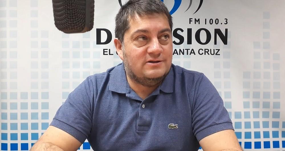 EN FM DIMENSIÓN DARIO GODOY HABLÓ DE VARIOS TEMAS