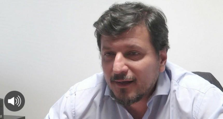 GOMEZ BULL. ESTANDO VIALIDAD PROVINCIAL VA A HABER UNA PRESENCIA CONSTANTE EN LA RUTA