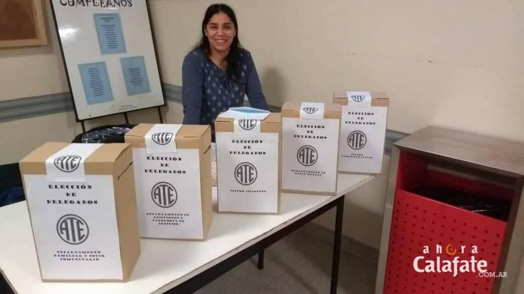 Todo listo para las elecciones de ATE