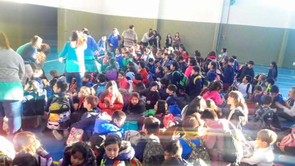 Solidaridad en el Día de los Niños