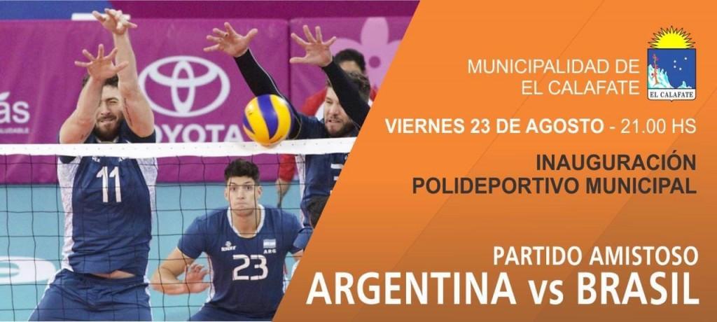 Vóley. Ya están las entradas para Argentina-Brasil en el Microestadio