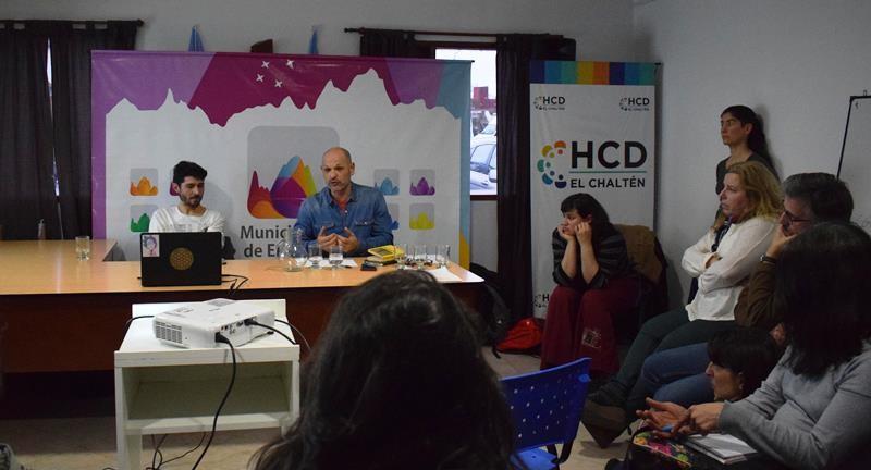 El Chaltén: Municipio ayudará a Emprendedores locales
