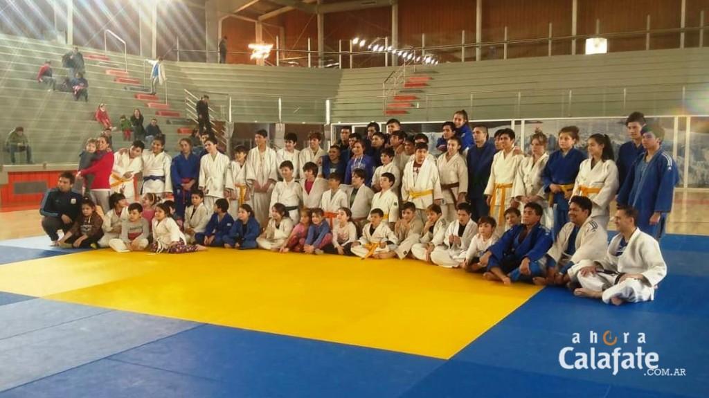 El Judo protagoniza el primer evento local en el Estadio Polideportivo