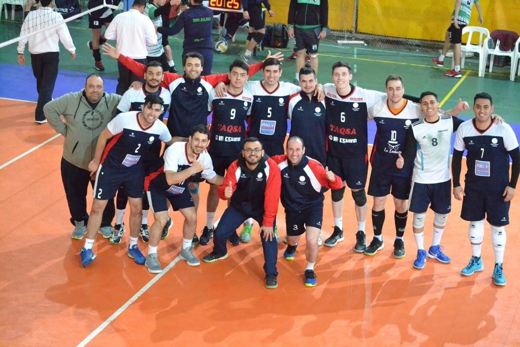 AMUVOCA participó en la Liga Nacional B1