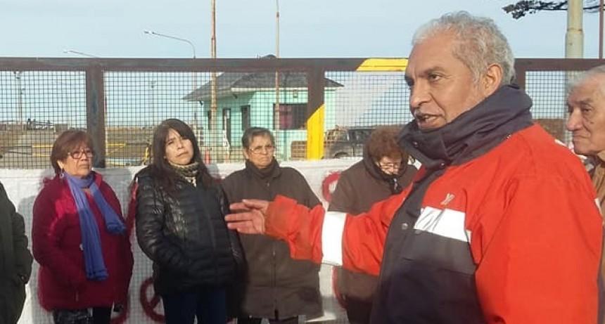 Trabajador y dirigente del carbón inició huelga de hambre