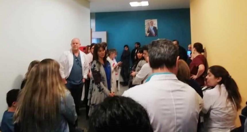 AHORA: Trabajadores extienden el paro a tiempo indeterminado