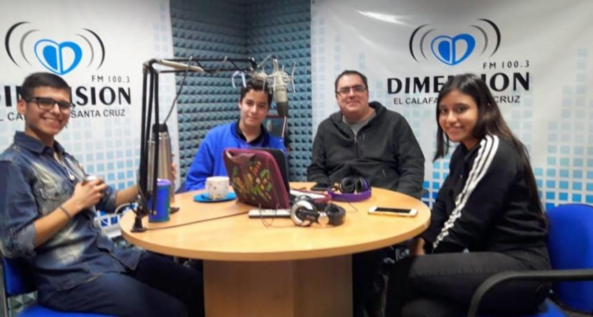 INADI. Calafateños representarán a Santa Cruz en el Parlamento Juvenil
