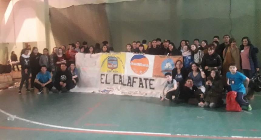 Alumnos de El Calafate participan de la instancia zonal de la Feria de Ciencia