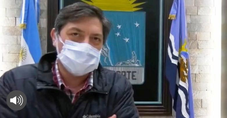 CORDANO INFORMA SOBRE LOS CASOS DE COVID-19 EN EL CALAFATE