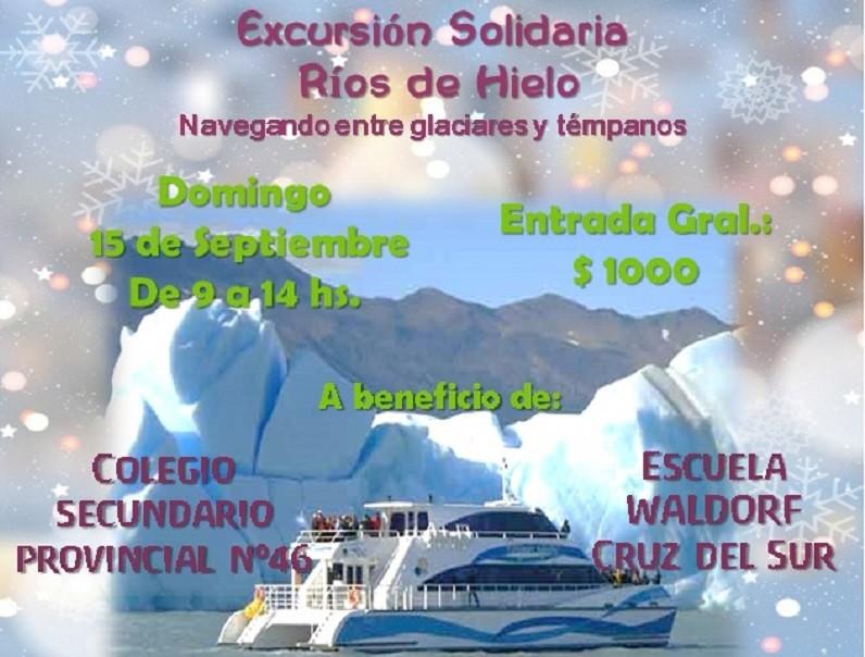 Están a la venta los tickets para la Navegación Solidaria