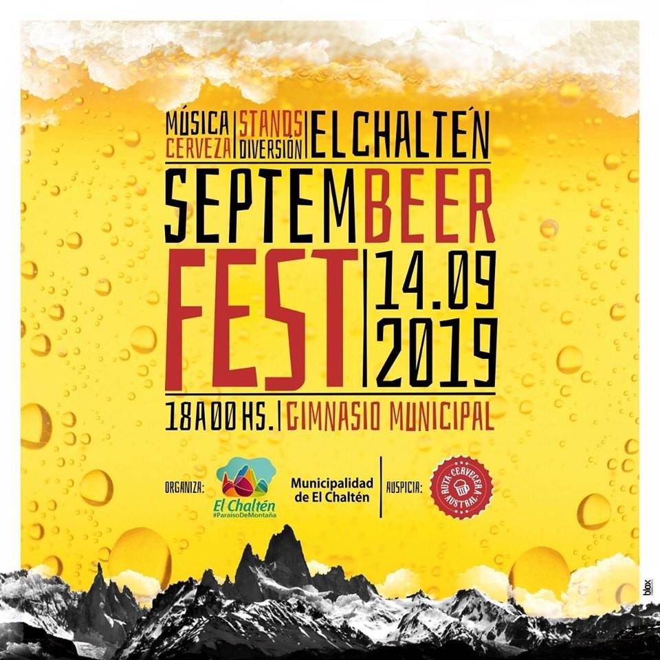Con un festival cervecero El Chalten lanza su temporada de turismo