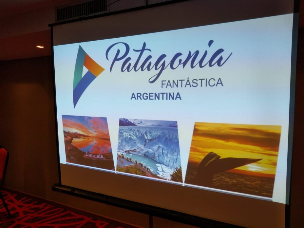 El Calafate en gira nacional junto a Ushuaia y Puerto Madryn