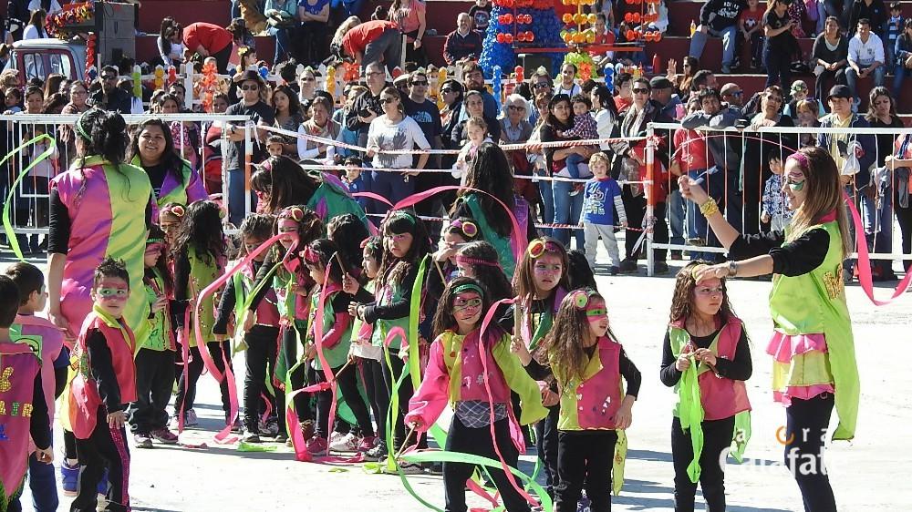Con Carrozas, Comparsas y Elección de Reinas se prepara la Día de la Primavera