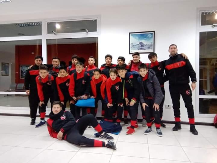 Newell´s Old Boys jugó la final de los Juegos Evita de Fútbol