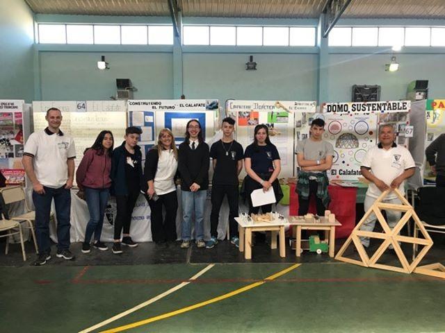 Alumnos de El Calafate compiten en Río Turbio