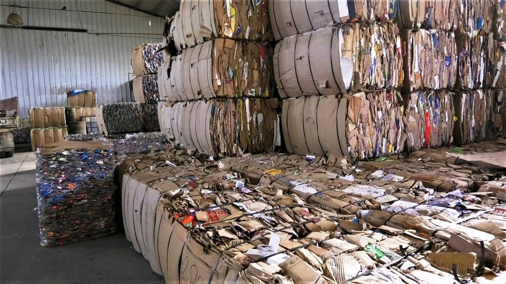 El Calafate. Municipalidad concretó una venta récord de reciclables