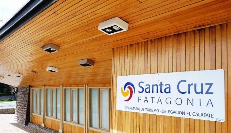 Cambio en la delegación Calafate de la Secretaría de turismo