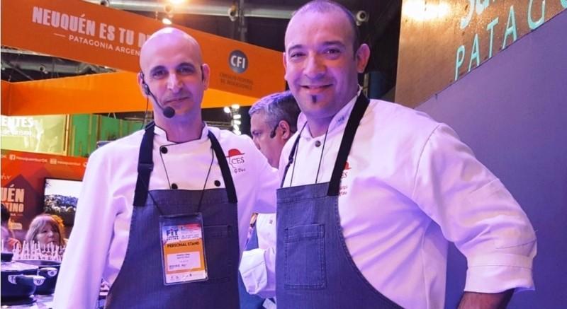La cocina santacruceña será degustada en la FIT 2019