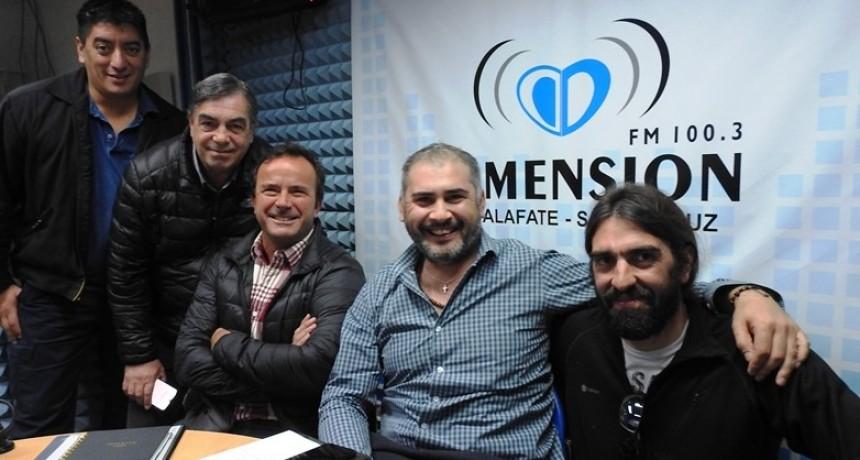 Transportistas de El Calafate crearon asociación independiente
