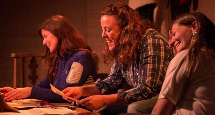 BISNIETAS se presentará en el Encuentro Regional de Teatro de la Patagonia