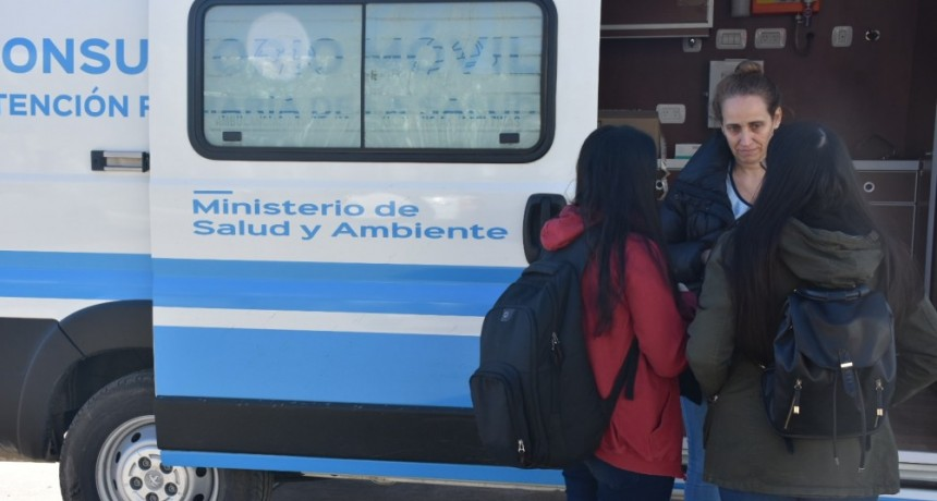 Unidad Sanitaria Móvil atenderá en el Felix Frías.