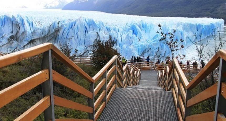 Vuelve el servicio de emergencias médicas a la zona del glaciar