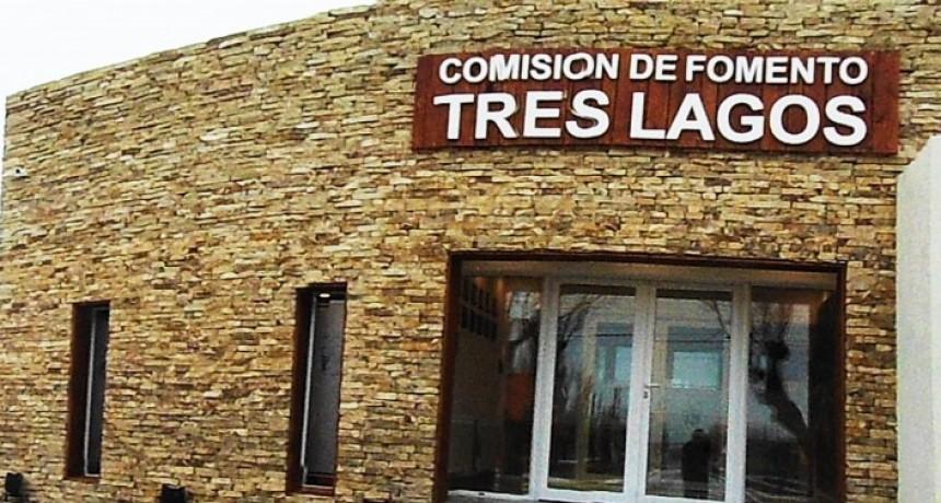 Tres Lagos. Cuatro candidatos para la Comisión de Fomento