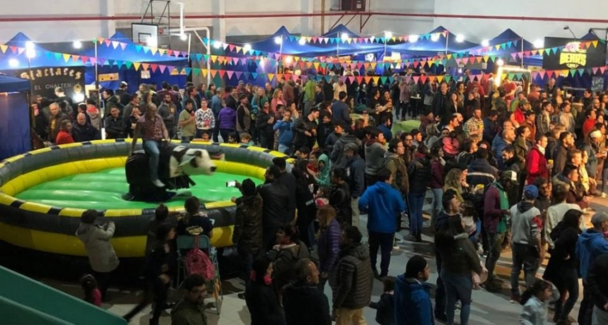 """Con el """"SeptemBeer Fest"""" se lanzó la Temporada turística en El Chaltén"""