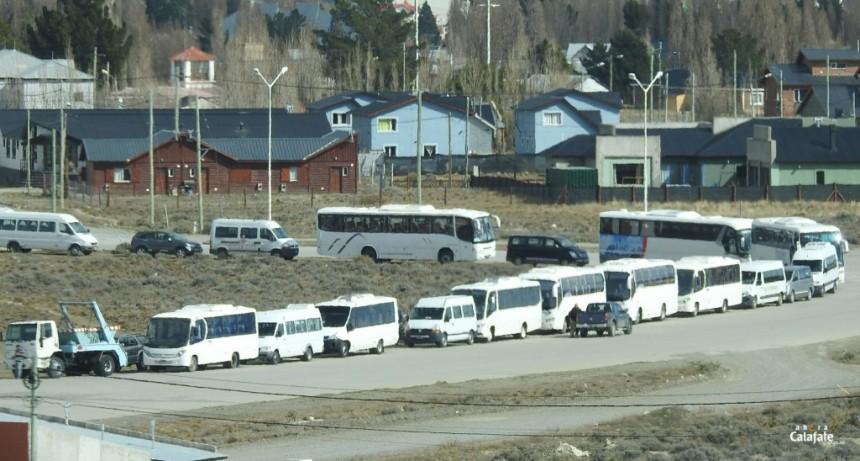 Gran demanda de transportes para la Revisión Técnica
