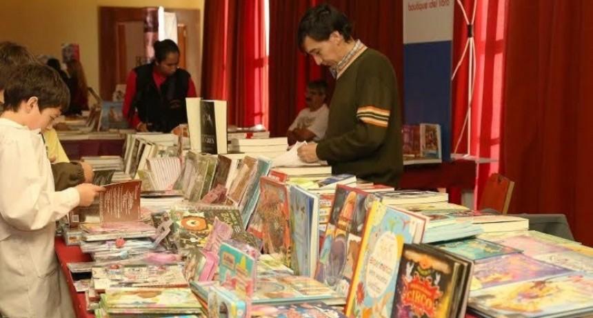Comienza la XVI Feria del Libro de El Calafate