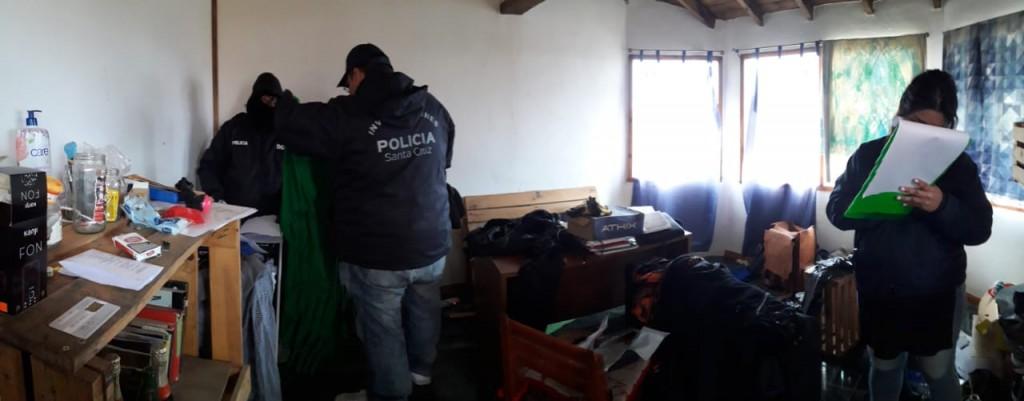 Dos detenidos por el robo en un hotel