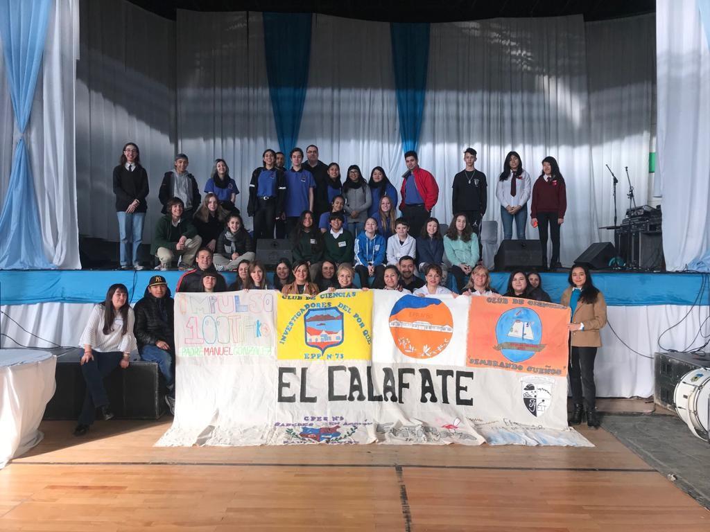 Feria de Ciencias. Cuatro trabajos de El Calafate clasificaron a la final nacional