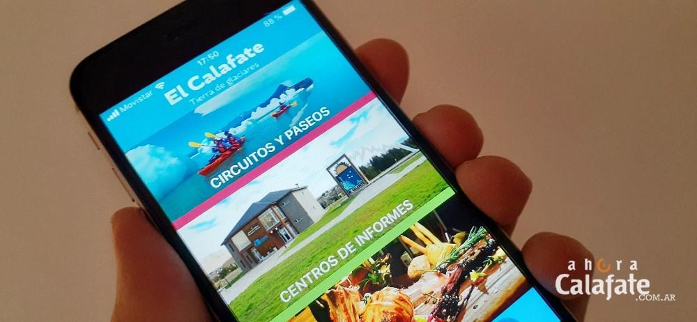 El Calafate lanza su nueva APP  de Turismo