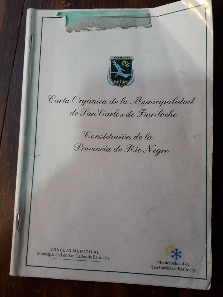 CARTA ORGÁNICA: DERECHO CIUDADANO