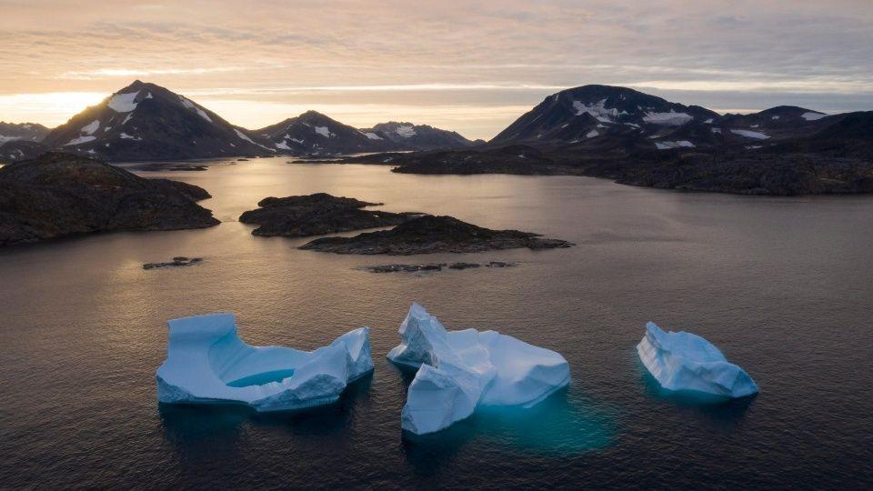 Las dramáticas cifras del derretimiento de glaciares