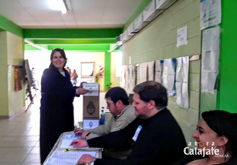 "Toledo. ""Vengan a votar, cada voto es importantísimo"""